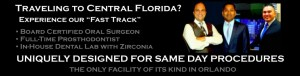 traveling to central florida banner