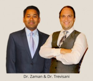 dr zaman and dr trevisani