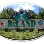 city of deland sign