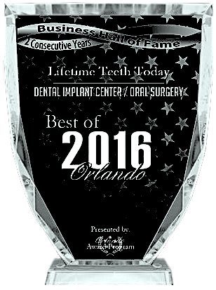 Orlando Dental Implants Award